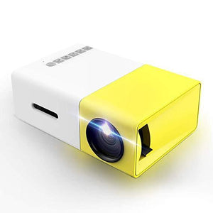 PixelPal HD Portable Projector
