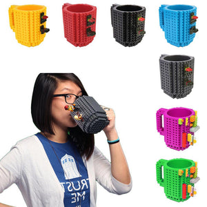 BLOK - Build On Brick Mug - OfferOutlet