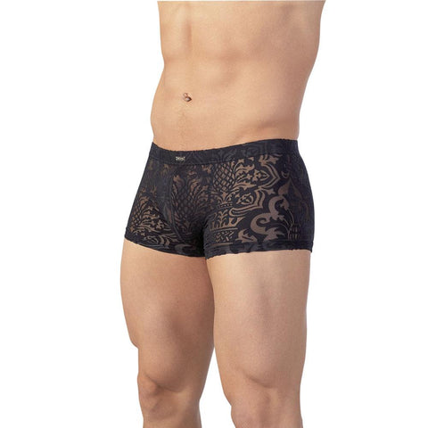 Mens Patterned Brief-X Large