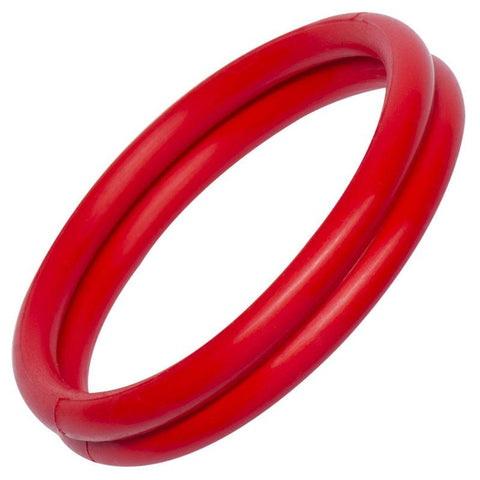Rocks Off Rudy Ring Tear And Share Cock Ring Red
