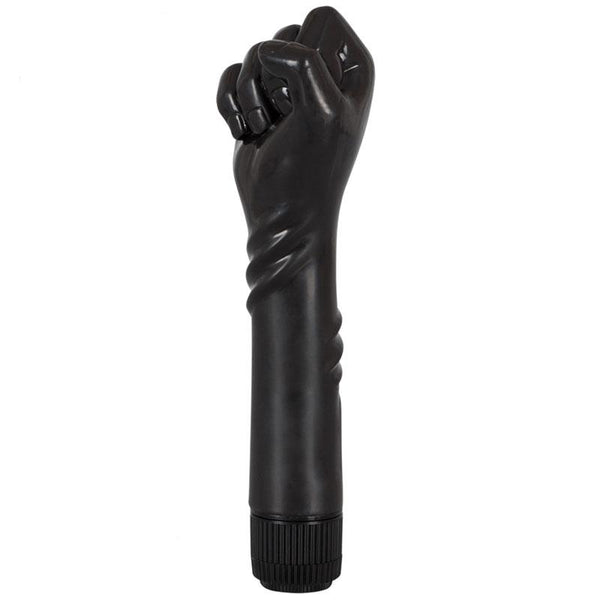 The Black Vibrating Fist