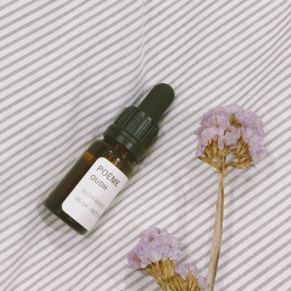 Copy of DAISIES PERFUME OIL mini - POEME