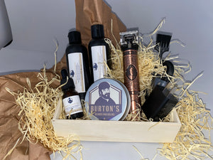 Father's Day Grooming Gift Kit