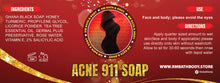 Load image into Gallery viewer, Acne 911 Soap