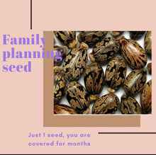Load image into Gallery viewer, Family Planning Seed