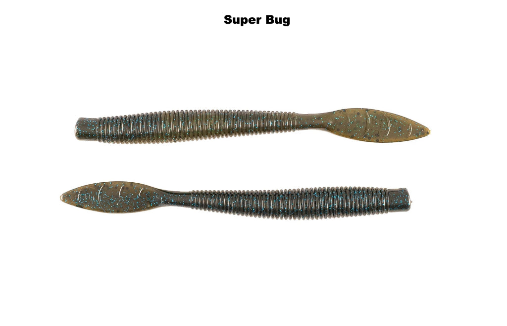 Quiver 4.5 - Missile Baits - best bass lure