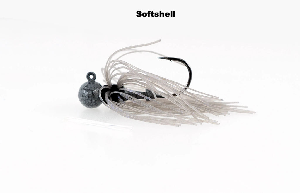 Ike's Micro Football Jig - Missile Baits - best bass lure
