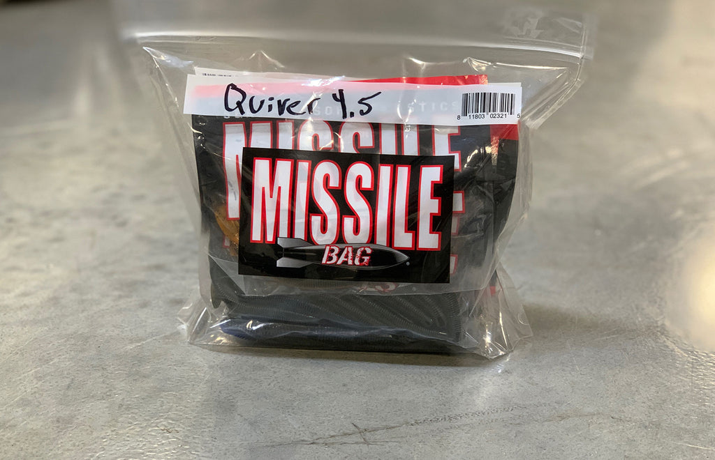 Missile Bag - Missile Baits - best bass lure