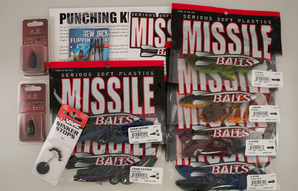 Missile Baits Kit - Missile Baits - best bass lure
