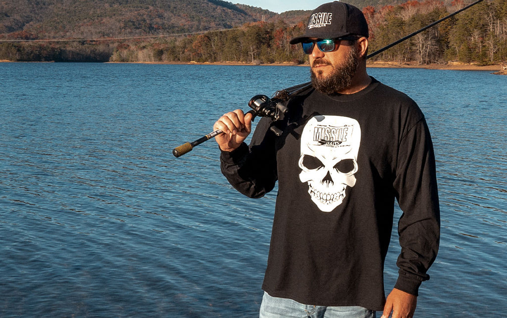 Missile Baits - American To The Bone - Long Sleeve T-Shirt