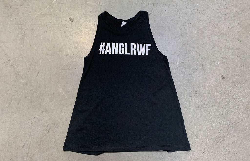 #ANGLRWF - Angler's Wife - Ladies Tank Top - Missile Baits - best bass lure
