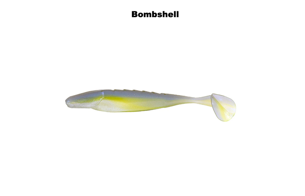 Shockwave 3.5 - Missile Baits - best bass lure