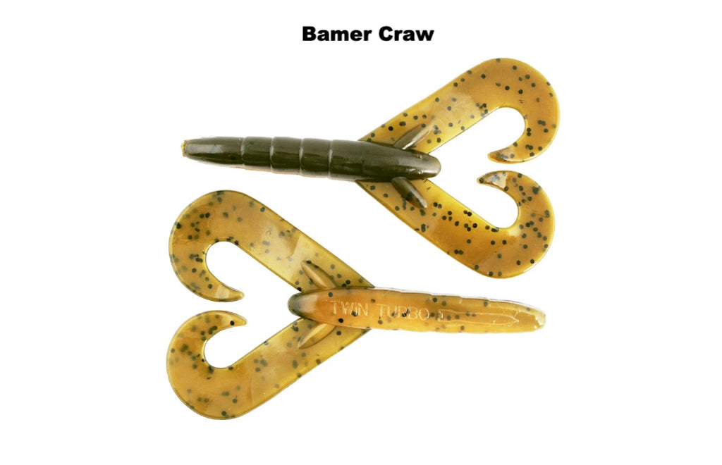 Twin Turbo - Missile Baits - best bass lure