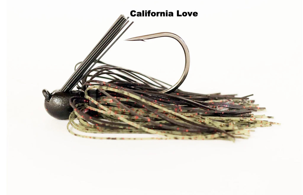 Missile Jigs Ike's Flip Out Jig - Missile Baits - best bass lure