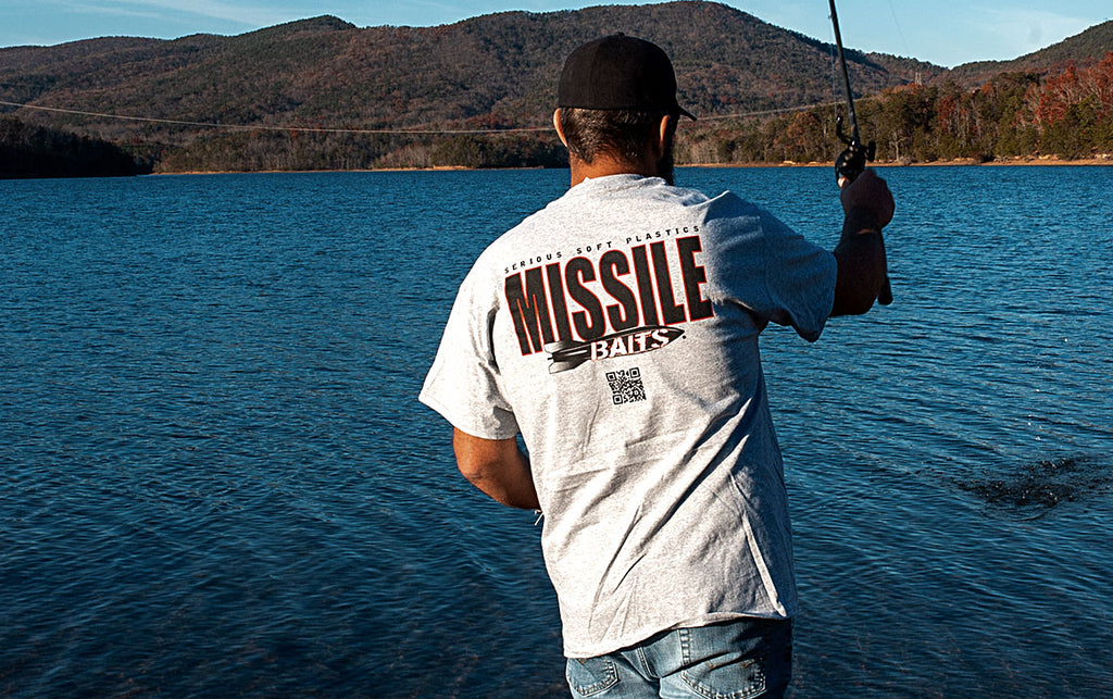 Missile Baits - I Got Worms - T-Shirt - Missile Baits - best bass lure