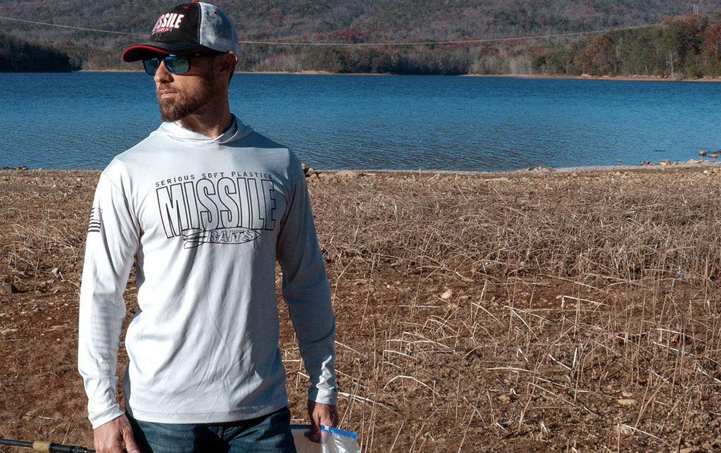 Missile Baits - Hooded Sun Shirt - Missile Baits - best bass lure