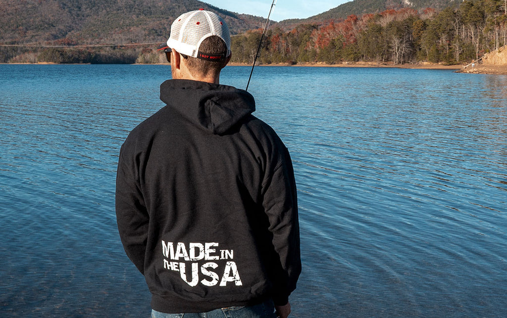 Missile Baits - Hooded Sweatshirt - Missile Baits - best bass lure