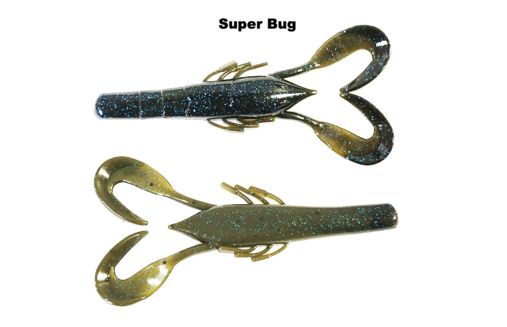 Craw Father - Missile Baits - best bass lure