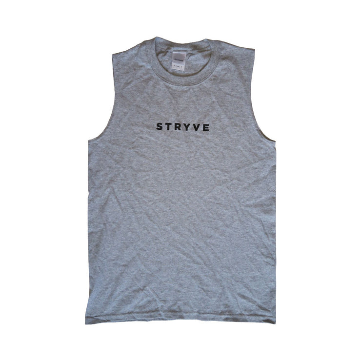 Grey STRYVE Cut Off