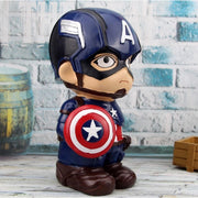 buste captain america tirelire