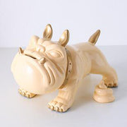 french bulldog tirelire