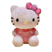 tirelire hello kitty maison