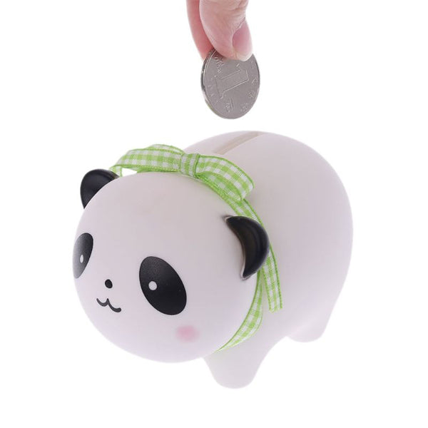 little panda bambou tirelire