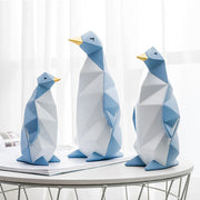 tirelire pingouin design
