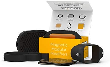 MagMod Basic Kit - Flash Modifier System for Speedlites