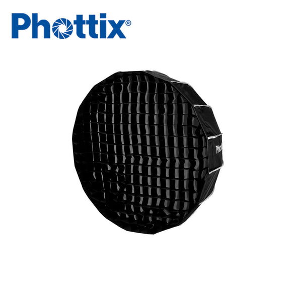 82721 Phottix Raja Quick-Folding Octa Softbox 65cm (26