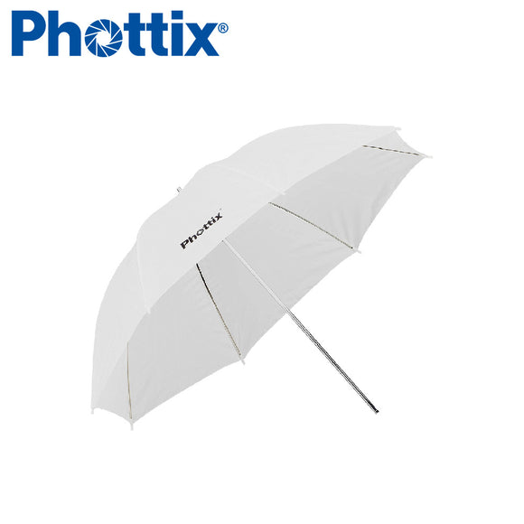 85350 Phottix White Photo Studio Diffuser Umbrella (84cm/33