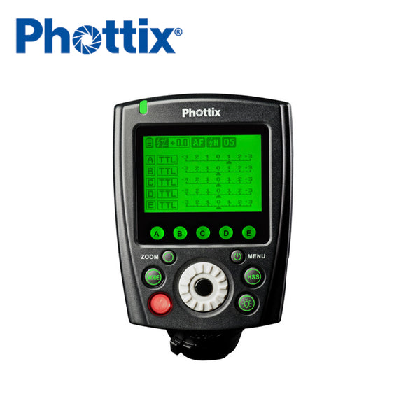 89069 Phottix Odin II TTL Wireless Flash Trigger  (For Nikon) - Transmitter Only