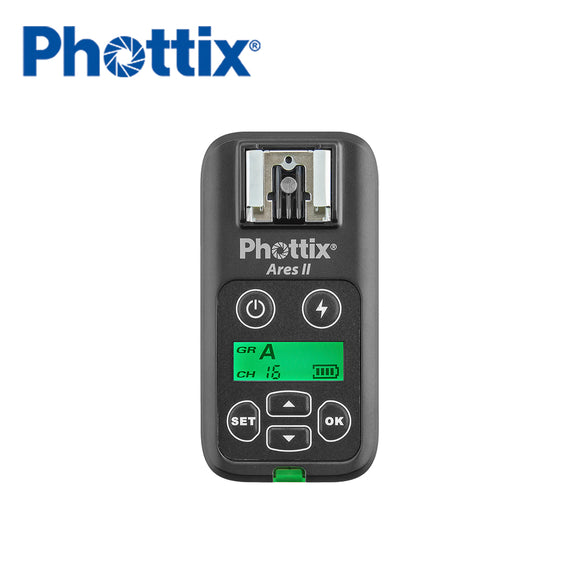 89553 Phottix Ares II Flash Trigger Receiver