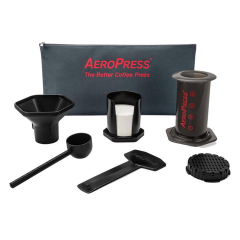 *NEW* AeroPress Coffee Maker with Travel Bag