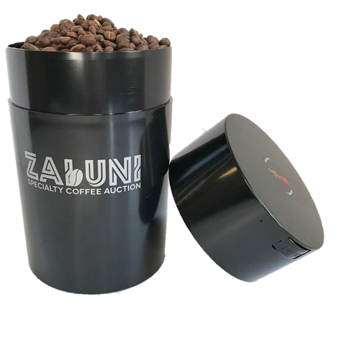 1 lb. Zabuni Coffee in Refillable Coffee-Vac