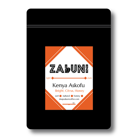Askofu - Medium Roast Kenyan