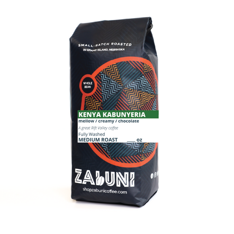 *NEW* Kabunyeria - Medium Roast Kenyan
