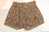 Cheetah Obsessed Shorts