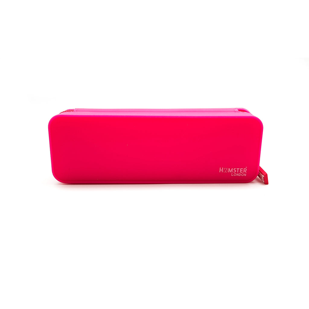 Silicon XOXO Scented Pencil Pouch