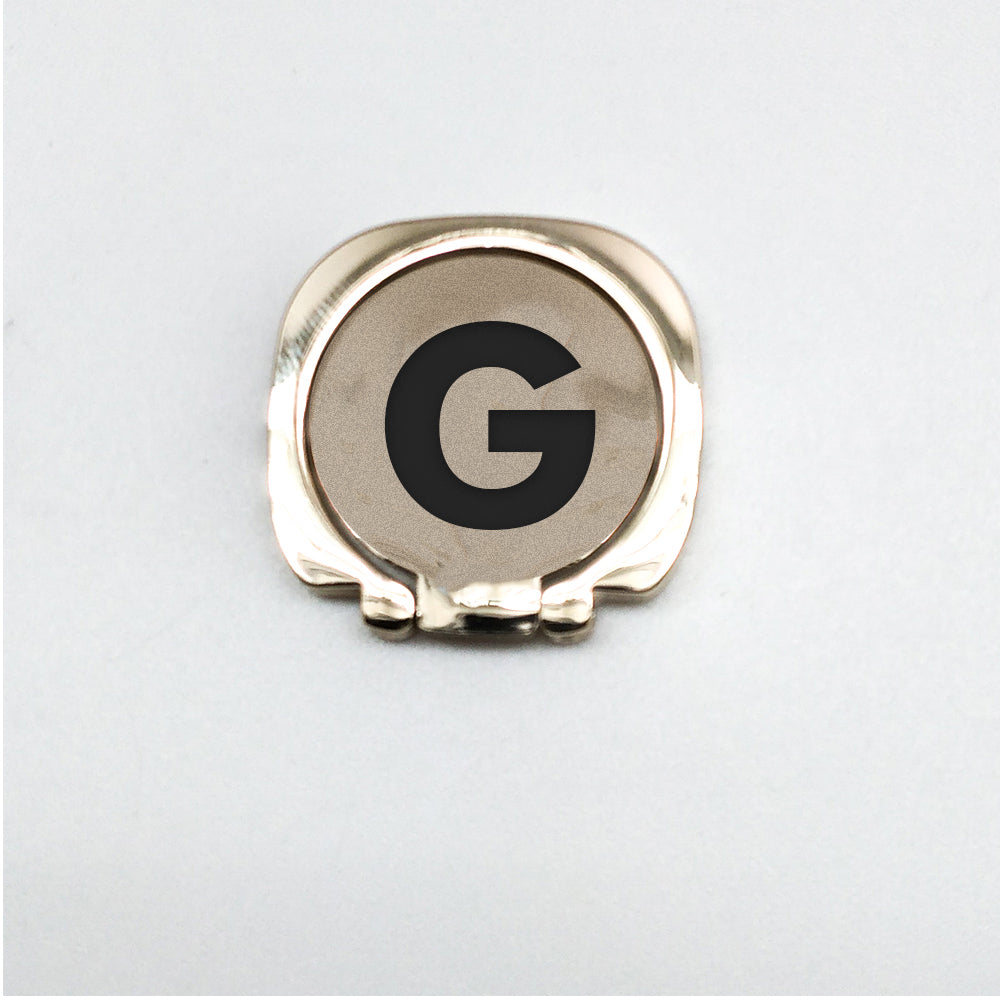 Alphabet Phone Ring (G)