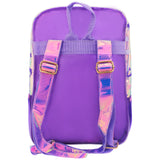 Girl's Fashion Shiny Backpack Mermaid Big