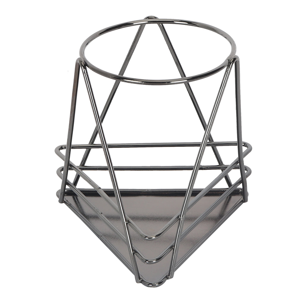 Grey Metal Stand Star Tri