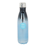 HL Holo Metal Bottle Blue