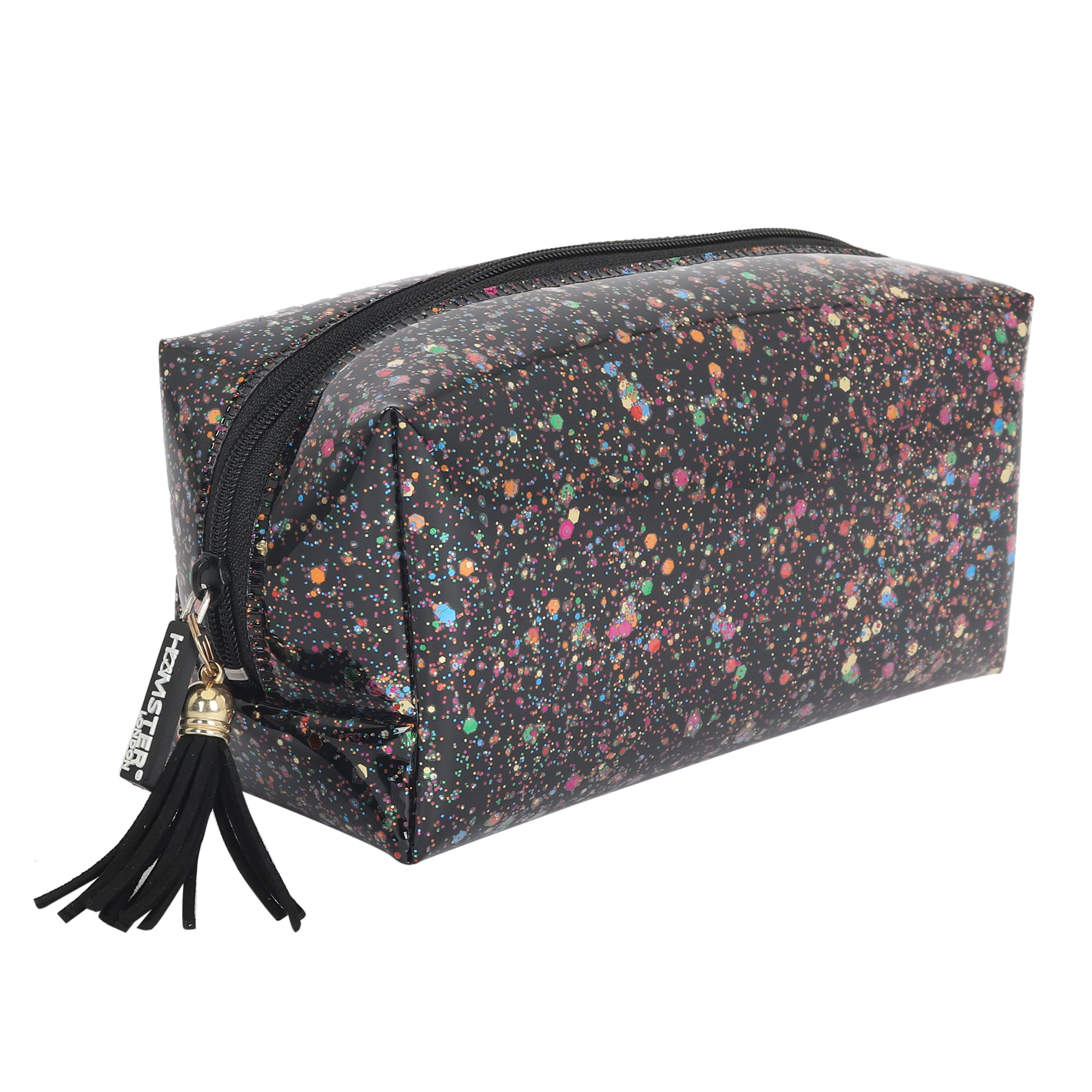 Party Collection Glitter Black Pouch