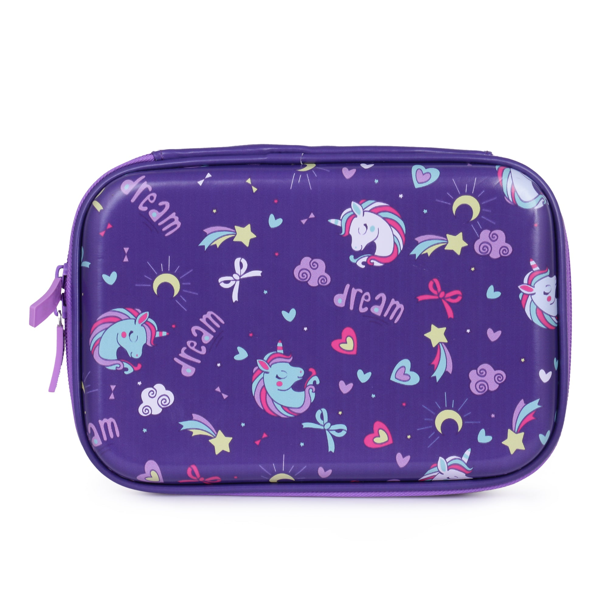 Hardtop Pencil Case Organizer Unicorn BTS