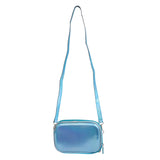 Reversible Sequence Cross Body Sling Bag Mermaid