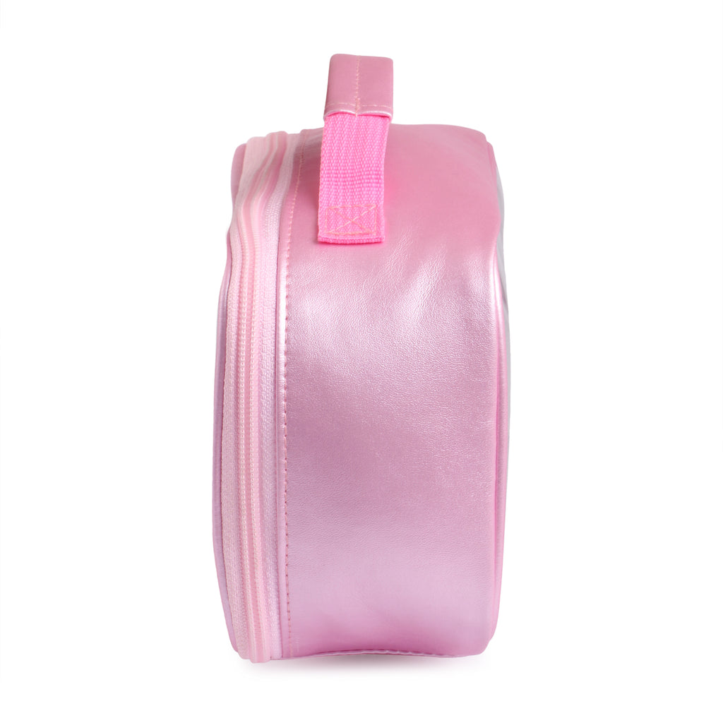 Boston Bag DQYD + Jumbo Case Pink