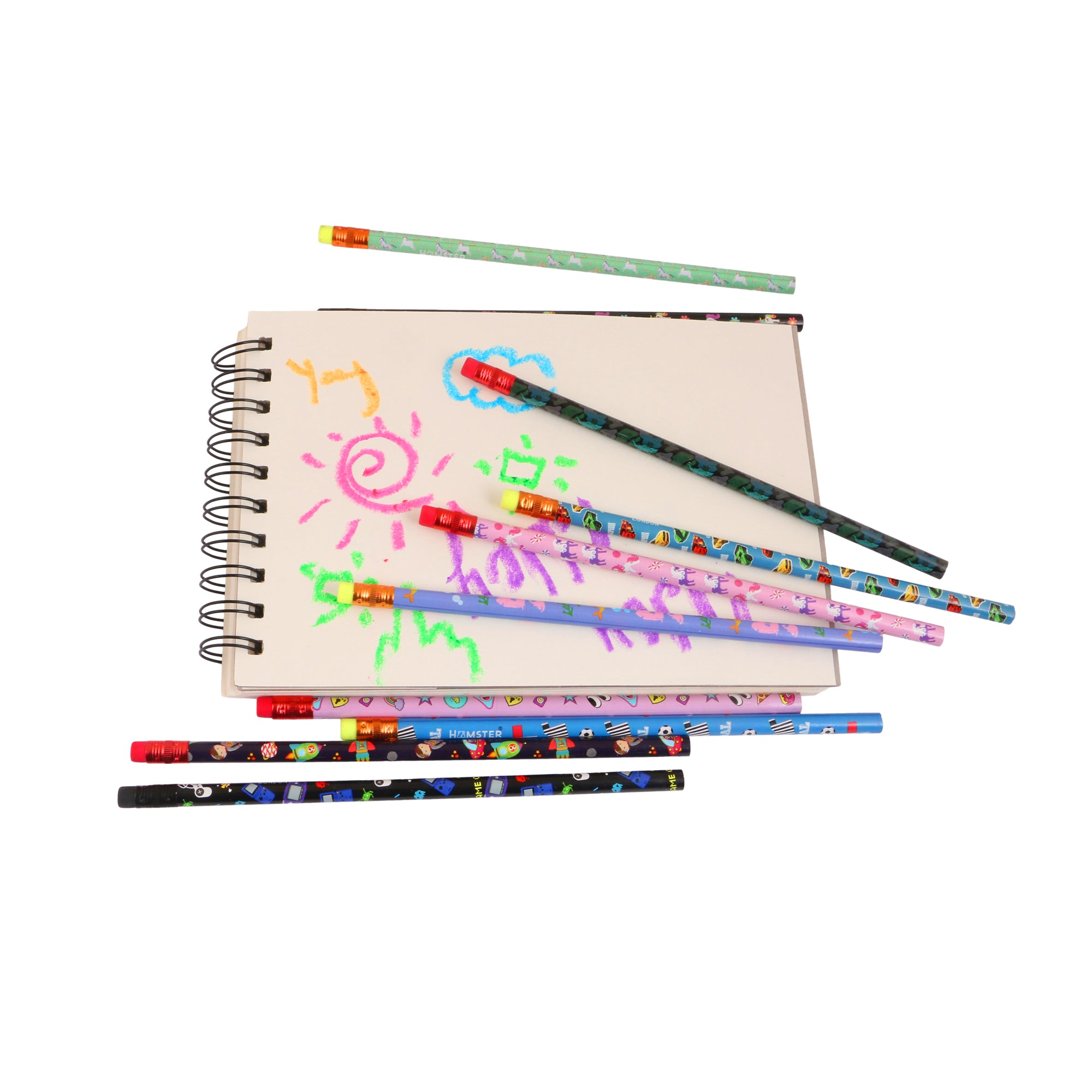 Stationery Collection for Boys