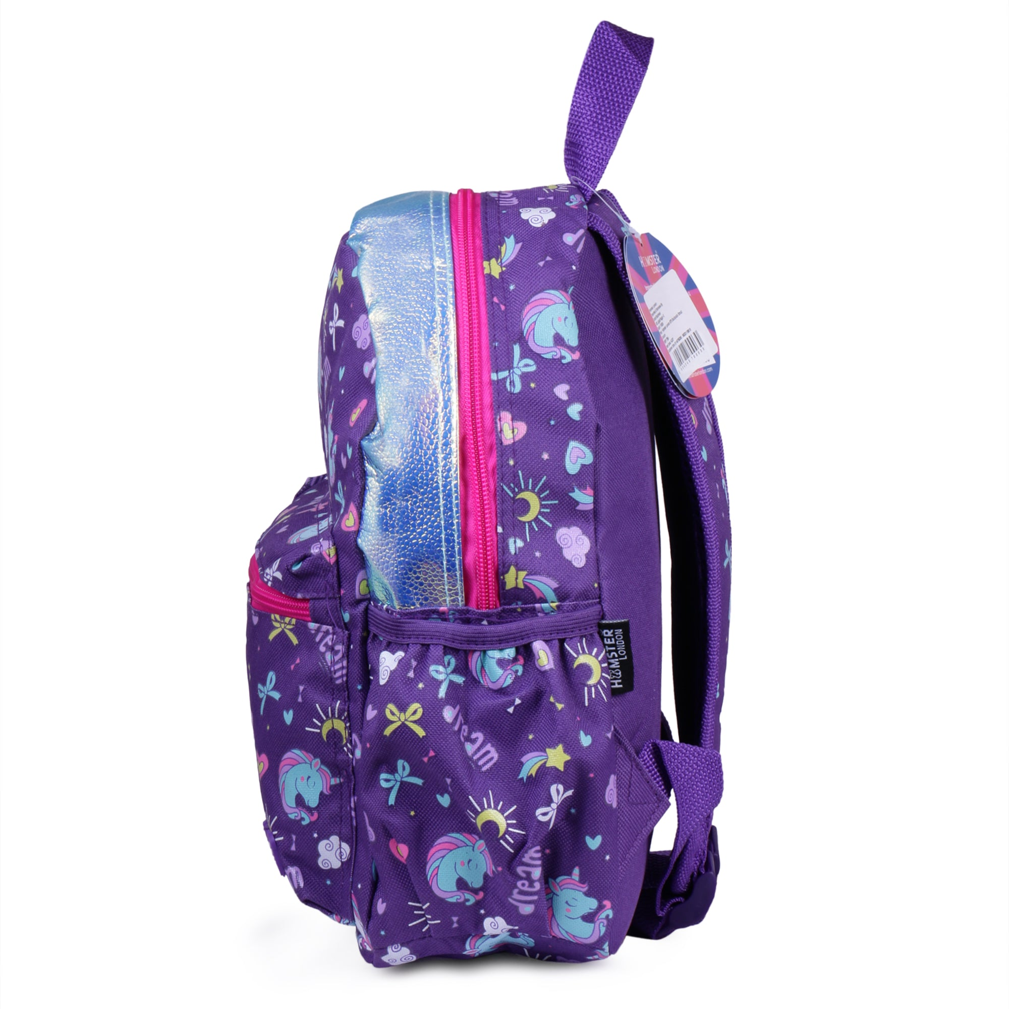 Small Unicorn Backpack For Kids