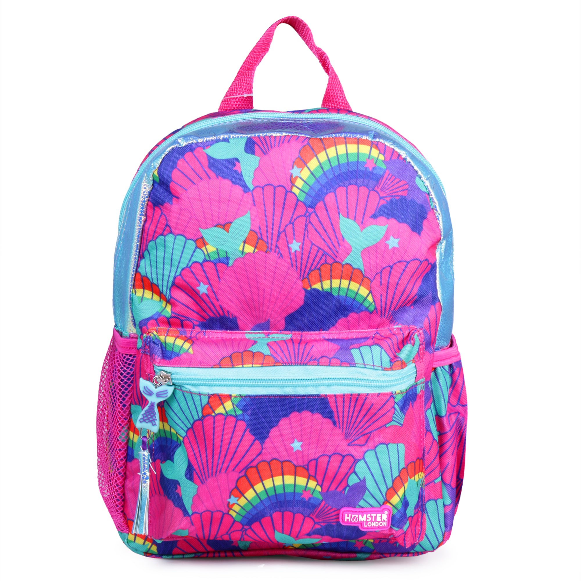 Small Mermaid Backpack For Kids